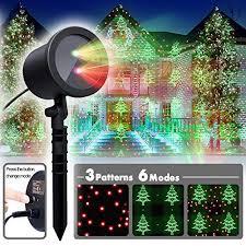 motion laser light projector christmas laser lightred and green motion laser lights with 6 modes
