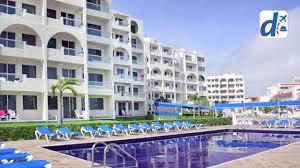 hotel aquamarina beach cancun lugares para visitar pinterest