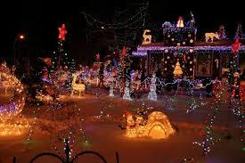 Outdoor Christmas Light Ideas Christmas Lights 2016 Christmas Celebrations