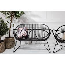 warehouse bench furniture rattan wicker bench warehouse wick outlet garden amusing