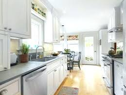 narrow galley kitchen ideas small galley kitchen design small galley kitchen design ideas small