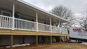 Awning Roofing H U0026m Mobile Home Remodelers Online
