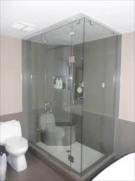 tub with glass shower door bathrooms fabulous shower doors with vinegar glass shower door