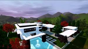 Chinese Home The Sims 3 Modern Chinese Oasis Youtube