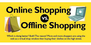 stores online local stores or online shopping website