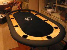 download free plans to make this gorgeous poker table like pin