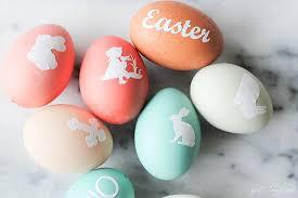 metallic easter eggs sharpie easter eggs girl inspired