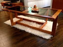 modern wood coffee table modern coffee tables 4 modern coffee tables ideas to choose