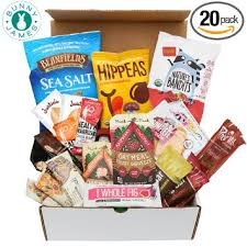vegetarian gift basket healthy vegan snacks care package organic non gmo