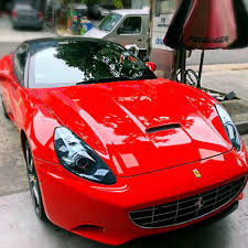 pink chrome ferrari ubi road 1 johnsonstickers home facebook
