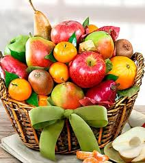 gourmet fruit baskets fruitful gourmet gift basket