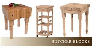 wood butcher block table fine wood furniture unfinished and finished chopping blocks