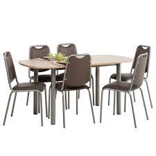 table cuisine 4 pieds table de cuisine en stratifié avec allonge lustra 4 pieds
