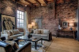 pioneer square loft with views brick and tall ceilings urbnlivn