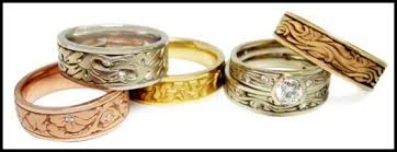 American Wedding Rings by Wedding And Commitment