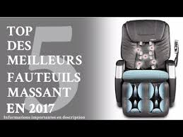 siege massant homedics cbs1000 top 5 meilleurs fauteuils massant avis et comparatif
