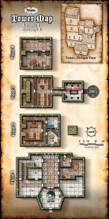 North Shore Towers Floor Plans 249 Best Maps And Floorplans For D U0026d Pathfinder And Other Rpg U0027s