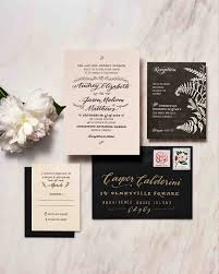 calligraphy wedding invitations 10 things you should before addressing assembling and