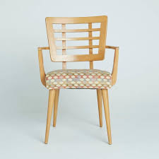 Maple Dining Chair Maple Dining Chairs Elegant 1950s American Modern Maple Dining