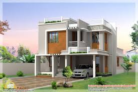 Stunning House Plans With Flat Roof Ideas Best Idea Home Design House Plan Design Photos