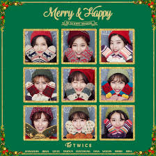 merry and happy 2 album cover by mar96ra on deviantart