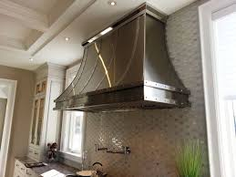 Stainless Steel Range Hood by Kevin Foley