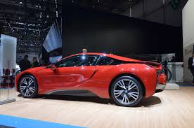Bmw I8 Red - 2016 bmw i8 red picture wallpaper 45872 background wallpaper