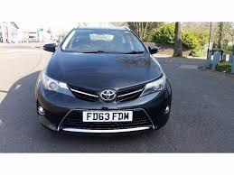 toyota auris 1 4 d 4d icon 5dr start stop 2013 diesel full