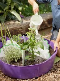 20 mini gardening projects kids will love hgtv
