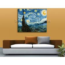 starry night bedroom color