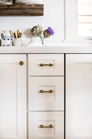 home depot kitchen cabinet handles and knobs classic brass drawer pulls in white farmhouse kitchen
