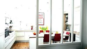 cloison vitree cuisine salon 6 idees pour separer sans cloisonner1168585asp cloison en verre