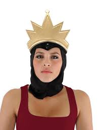 disney snow white evil queen crown costume headpiece one