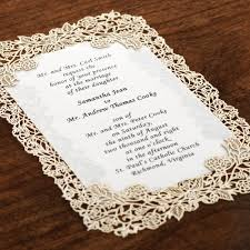 laser cut wedding programs laser cut gold wedding invitations vintage laser cut invitation