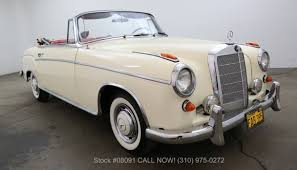 1960 mercedes for sale 7 mercedes 220 for sale dupont registry