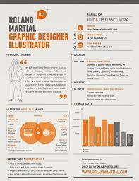 graphic design resume exles of creative cv graphic design illustrator resume