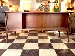 Mid Century Modern Office Desk Desk In Teak Wood Cool Stuff Houston Mid Century Modern