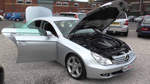 mercedes cdi 320 used mercedes cls 320 cdi for sale stockport manchester motorclick
