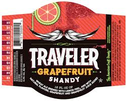 travelers beer images Traveler grapefruit shandy from the traveler beer co available