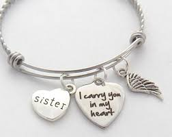 Remembrance Items Loss Of Sister Etsy