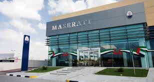 lexus used spare parts sharjah al tayer motors opens first maserati showroom and service centre