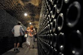 Wine Cellar Group Champagne Wine Tour Reims