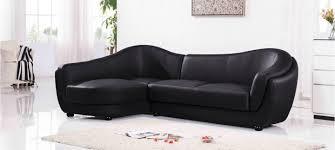 canap m ridienne cuir canapé en cuir noir royal sofa idée de canapé et meuble maison