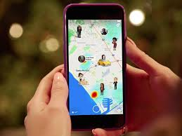 What Does Map Stand For How Snapchat U0027s New U0027snap Maps U0027 Feature Works Business Insider