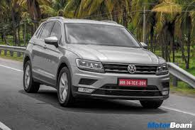 2017 Volkswagen Tiguan Review Test Drive Motorbeam