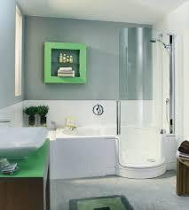 Bath And Shower In Small Bathroom Walk In Bathroom Shower Best 25 Walk In Tub Shower Ideas On