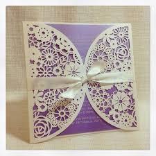 lavender wedding invitations best 25 lavender wedding invitations ideas on kraft