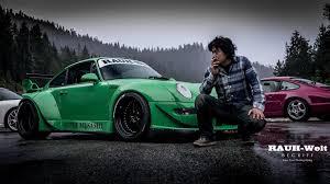 rwb porsche 911 rwb 993 wide