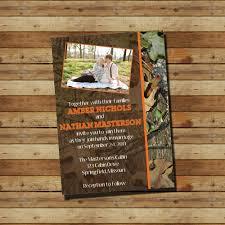 buck and doe invitations camouflage wedding invitations plumegiant com