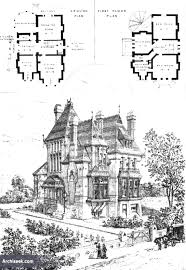 100 house plans victorian 20 old victorian house floor